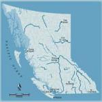 Map of BC 27JUl21